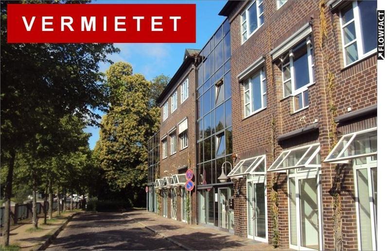 VERMIETET ::  Provisionsfrei ::  Büroetage in Ahrensburg City