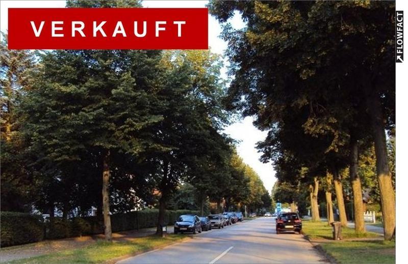 V E R K A U F T  in 6 Wochen  -   P R O V I S I O N S F R E I  für Käufer - Baugrundstück Großhansdorf